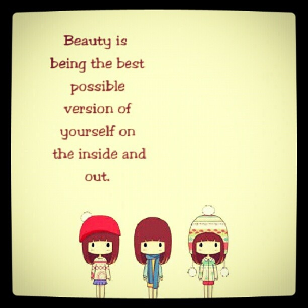 Be true to who you are. #beauty #motivation #inspirational ...