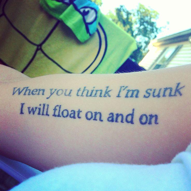Lyric brand new you won t know lyrics : Les 22 meilleures images du tableau Old School tattoos sur ...