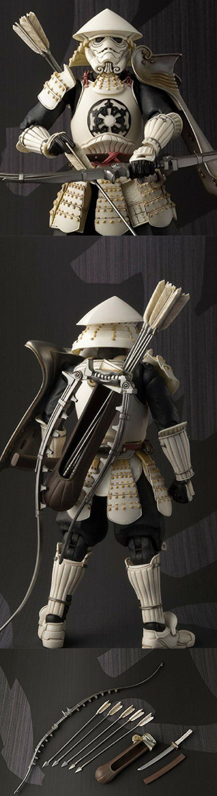 Bandai Stormtrooper Star Wars Action Figure - Star Wars Figures #starwars #figure #jedi #stormtrooper