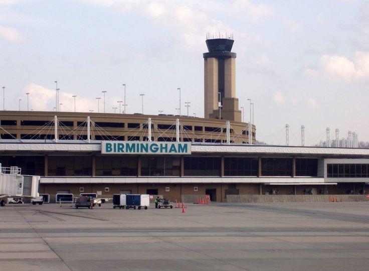 ATC Tower - Birmingham-Shuttlesworth International Airport