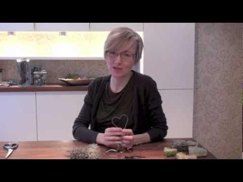 Hvordan lage dekorasjoner av mose