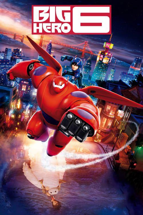 Big Hero 6 【 FuII • Movie • Streaming