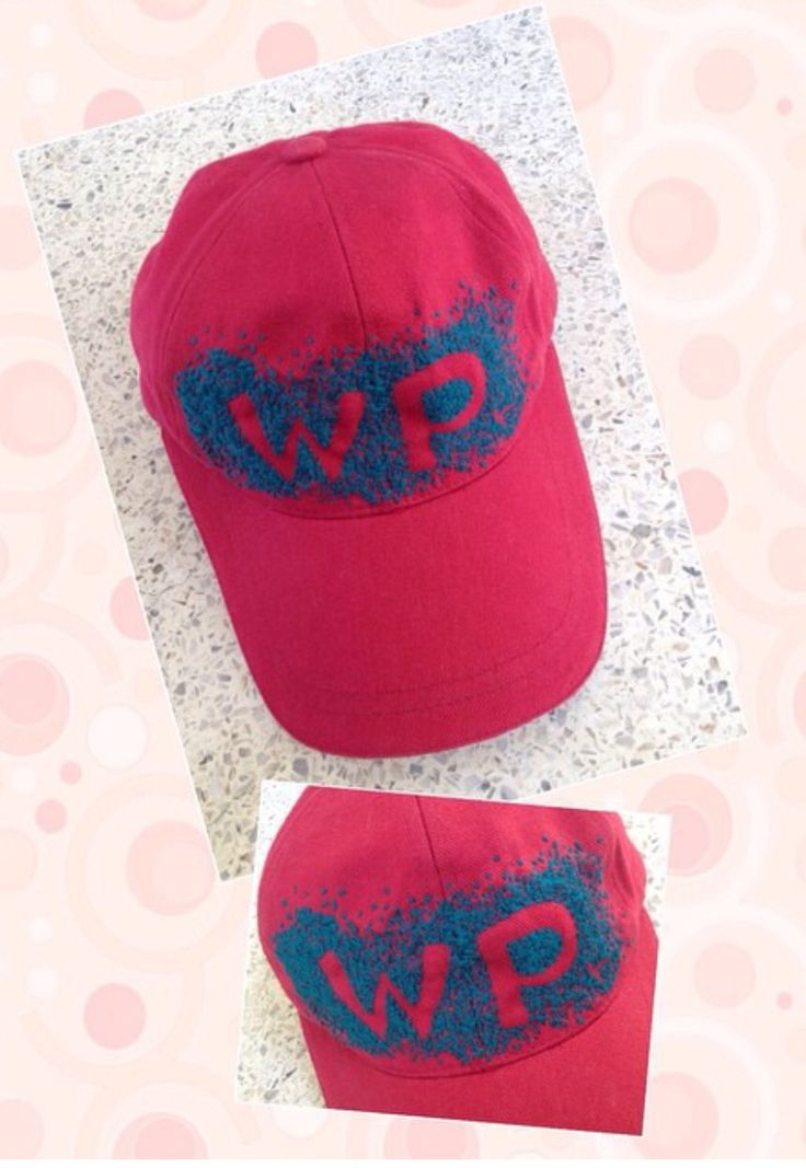 Cap by Fancywork  #WiWa