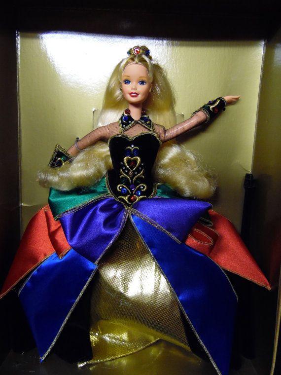 MATTEL MIDNIGHT Princess Barbie Doll Blonde Hair