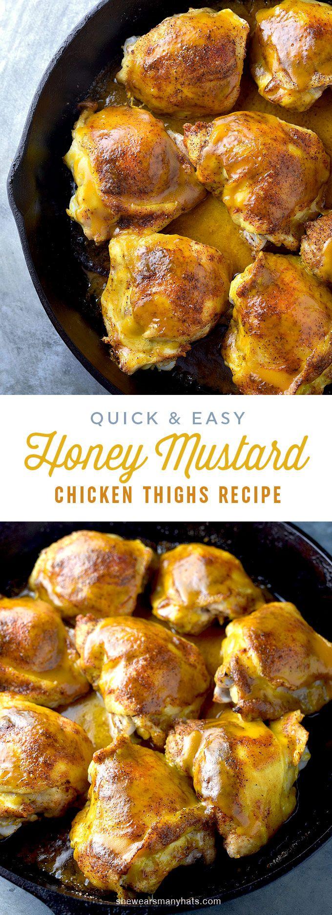 recipe: honey mustard baked chicken bread crumbs [39]
