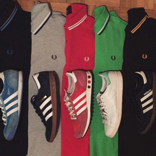 Adidas/Fred Perry
