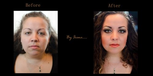 Dan Pricop — Irene Make-up