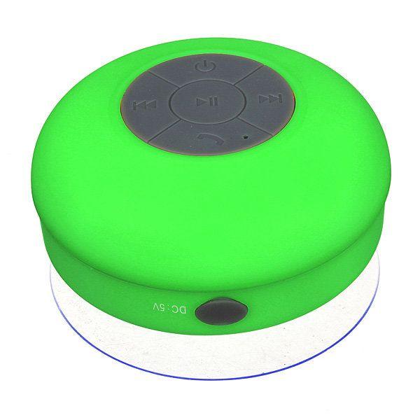 Mini Waterproof Wireless Bluetooth Speaker For iPad Smartphone Device - US$5.99
