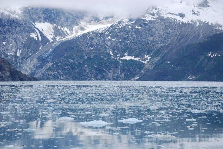 Glacier Bay. Incredible experience!
