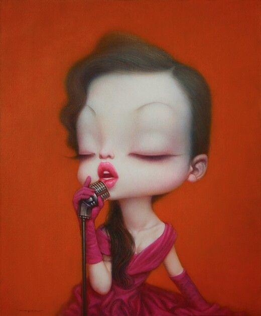 2012 GIRL №16, Wang Zhijie (aka Wang ZhiJie or Wang Zhi Jie) was born in 1972 in Qi Xian, Shanxi Pr, China)