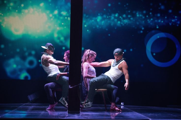 Magic Mike XXL' Review: A Longer, Less Satisfying Encore | Variety