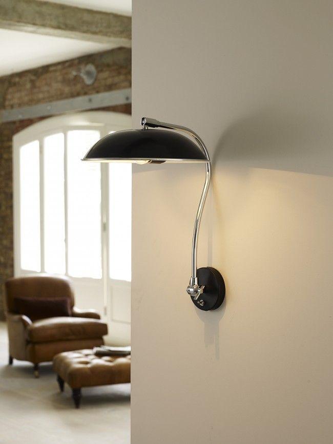 Hugo wandlamp original btc