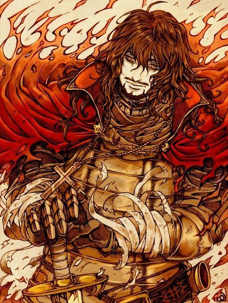 Alucard Level 0 | ️Hellsing ️ | Pinterest | Anime, Manga ...