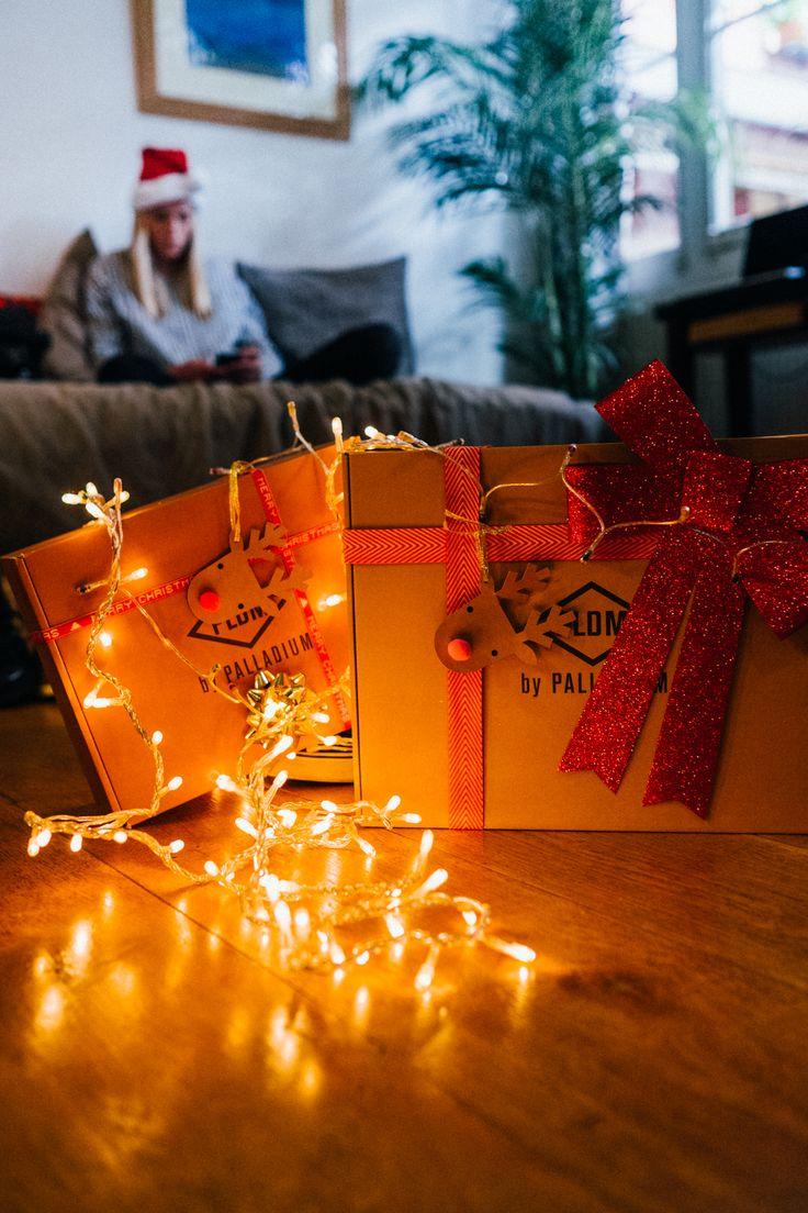 Le cadeau parfait : une paire de PLDM by Palladium. #Christmas #Gift