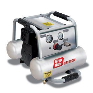 Special Offers - Grip-Rite GR152CM 1.5HP 2 Gallon Twin Tank Compressor For Sale - In stock & Free Shipping. You can save more money! Check It (November 20 2016 at 09:03AM) >> http://chainsawusa.net/grip-rite-gr152cm-1-5hp-2-gallon-twin-tank-compressor-for-sale/