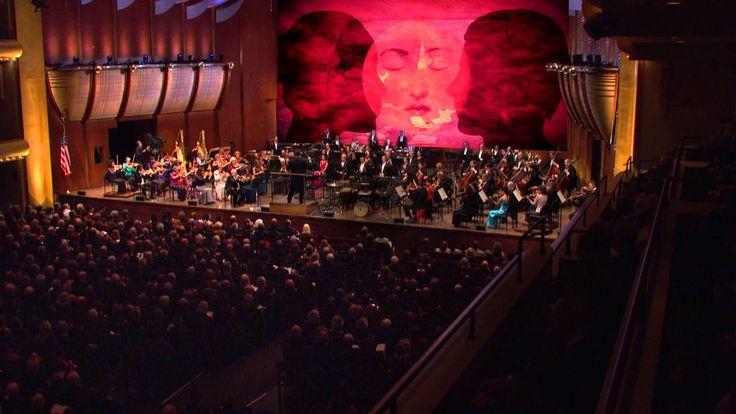 """Questa sera la New York Philharmonic inaugura la stagione con il più prestigioso omaggio mai realizzato alle colonne sonore italiane, il concerto-evento """"La Dolce Vita: The Music of Italian Cinema"""""""