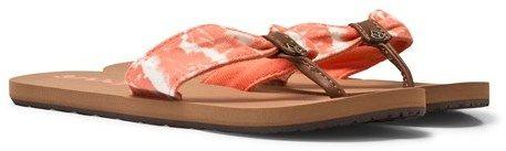 Reef Orange Little Scrunch Flip Flops