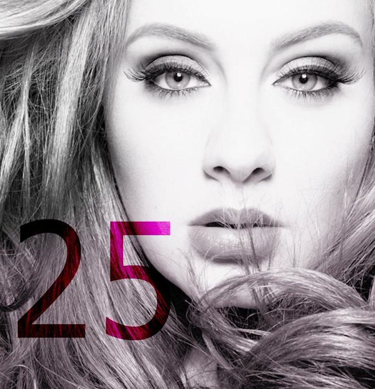 MUST GET ADELE'S NEW CD 25!