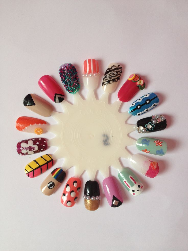 42 best nail stuff images on Pinterest | Nail design, Nail scissors ...