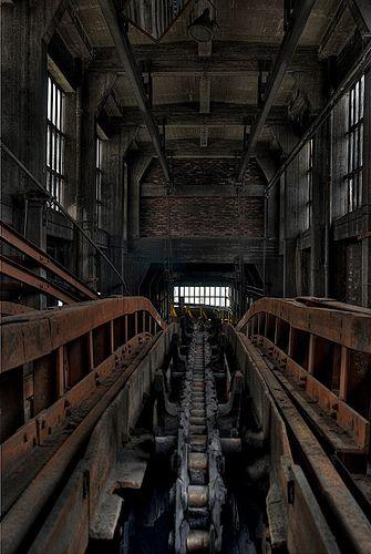 Abfahrt, via Flickr.