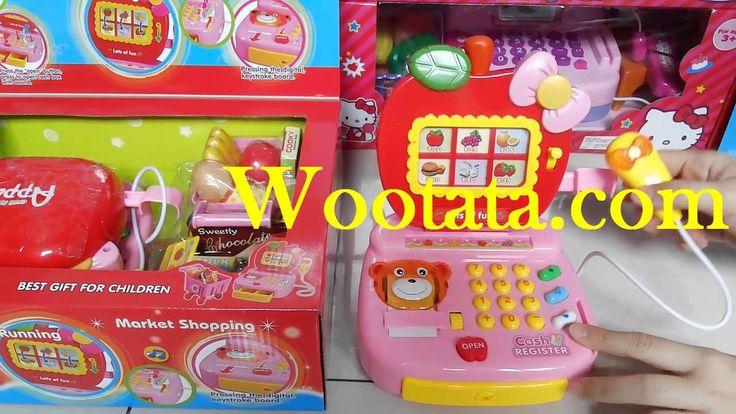Jual Mainan Anak Funny Cash Register