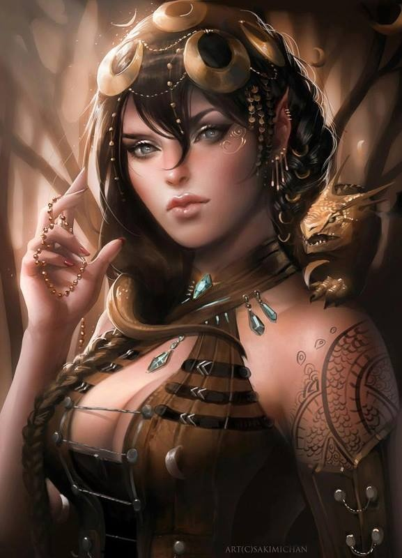~~ Steampunk... The dwelling of imagination, engineering, and the fantasy whose only limits are defined by your heart.