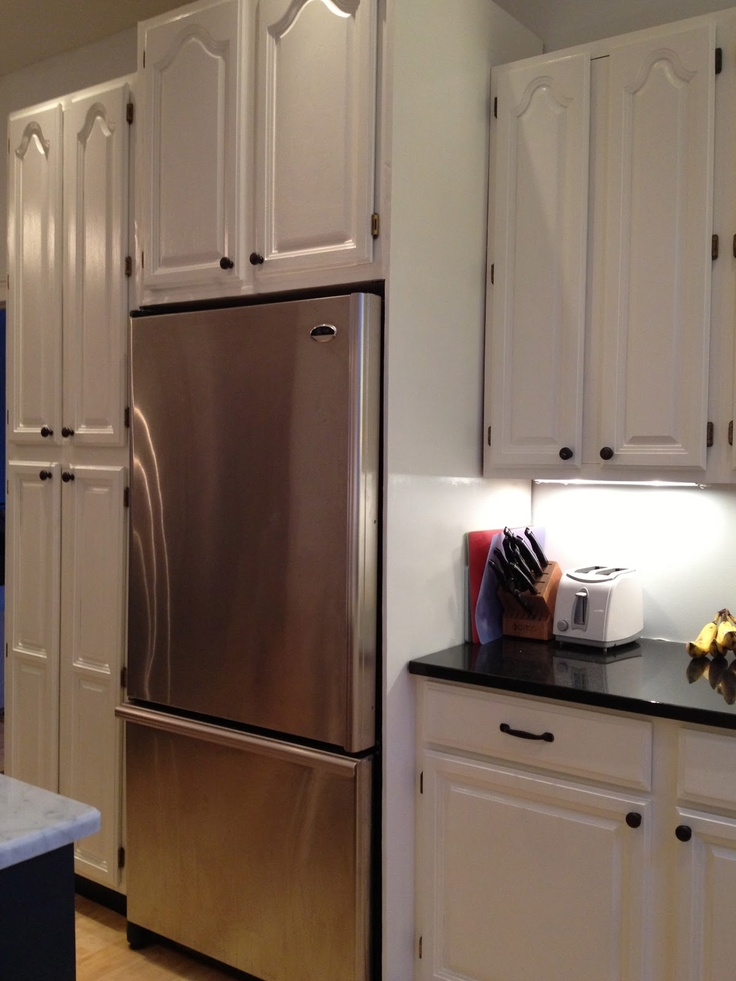 17 best ideas about built in refrigerator on pinterest - Kitchen built in cupboards designs ...