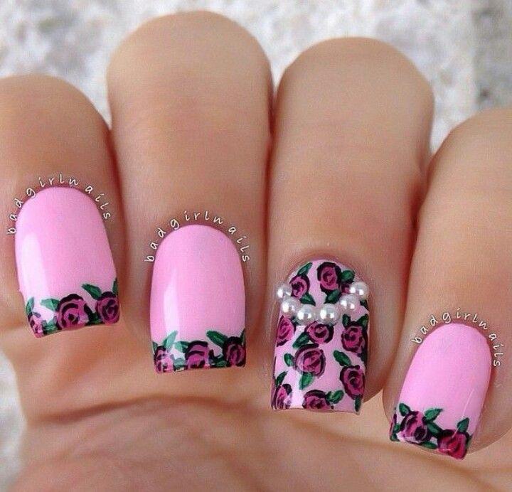 Mejores 211 imágenes de Nails en Pinterest   Uñas de invierno, Uñas ...