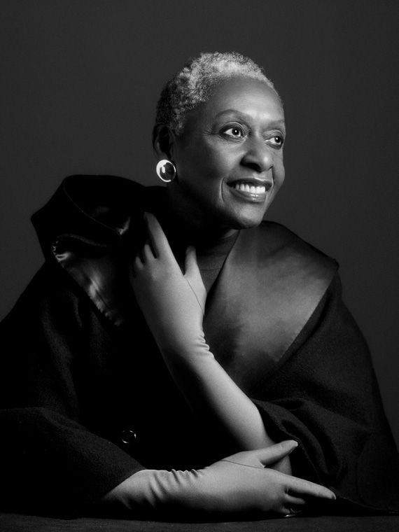"""Bethann Hardison, American legendary model, manager & fashion activist. She is co-founder (w/ Iman) of the Black Girls' Coalition and a contributing editor behind Vogue Italia's historic """"All-Black"""" issue. As a model, she paved the way for many Black models. Opening her own agency, she started the careers of Naomi Campbell, Veronica Webb, Roshumba & Tyson Beckford. Known for fighting racial boundaries & promoting diversity on & off the catwalk, she is one of fashion's most influential…"""