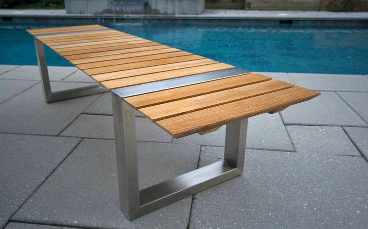 Pinnacle Teak Patio Bench Teak Patio Furniture Diy 400 x 300