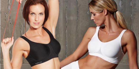 Pure Lime award winning sports bras
