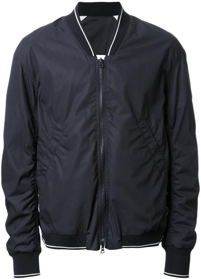 Monkey Time Bicolour Bomber Jacket