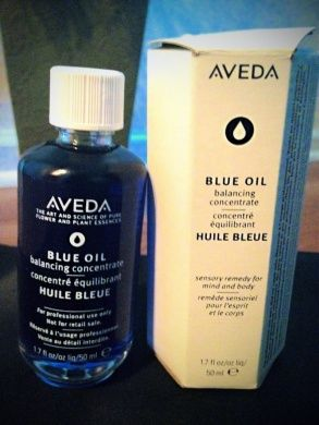 Aveda Blue Oil 1.7oz/50ml size by Aveda Skin Care - Shop Online for Beauty in the United States