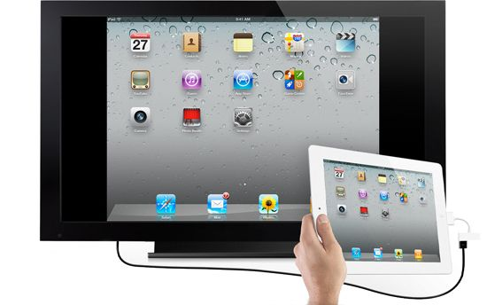 How to Connect Your iPad to Your TV