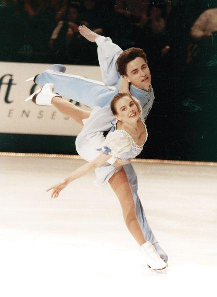 Ekaterina Gordeeva & Sergei Grinkov   Figure Skating ...