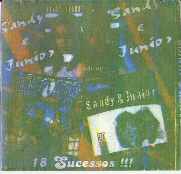 CD 18 Sucessos de Sandy & Junior