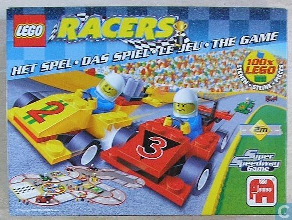 Spellen - Lego Racers - Lego racers leuk!
