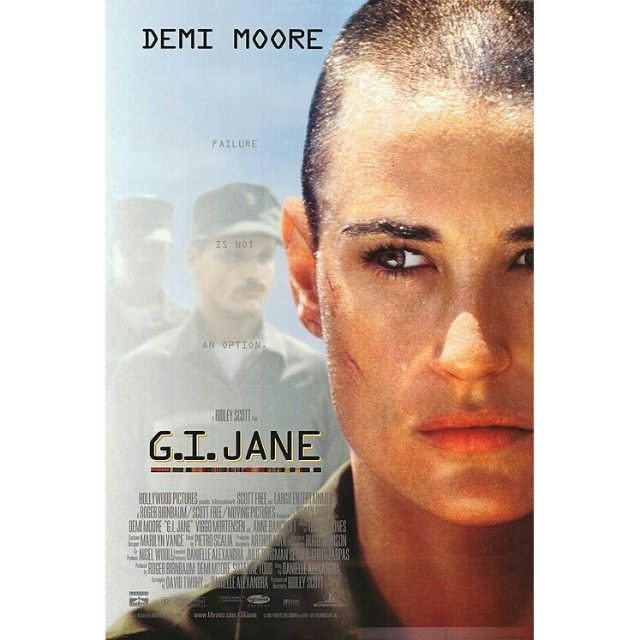 Master Chief John Urgayle: Remember, there are no bad crews, only bad leaders. #GIJane [1997] #Viewsrule