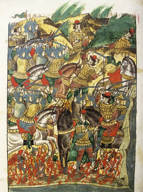Whirlwind from the steppes: The lessons of the Golden Horde | Russia Beyond The Headlines