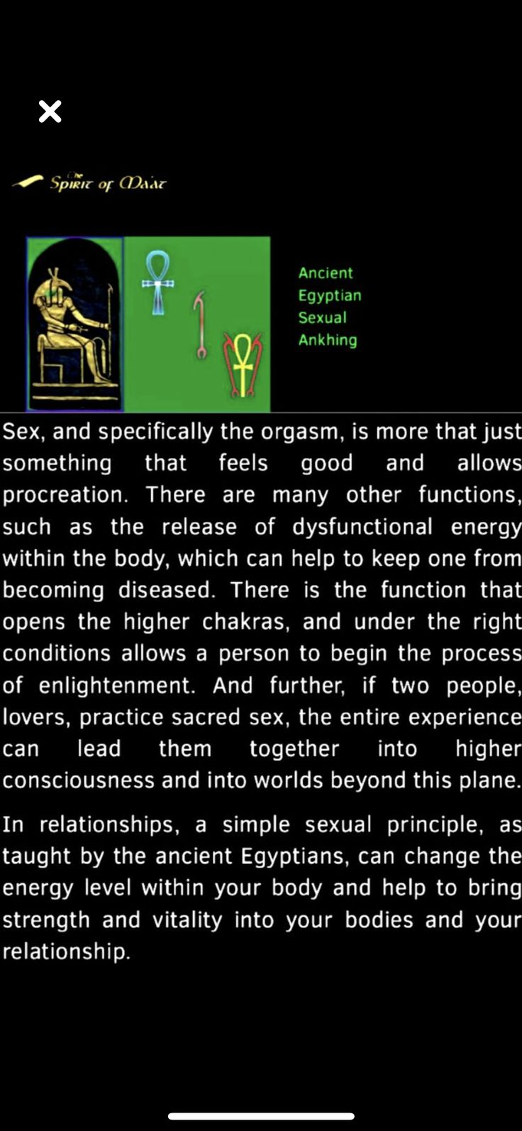 Pin by 𝐋𝐚𝐮𝐫𝐞𝐧 on Screenshots Spiritual crystals