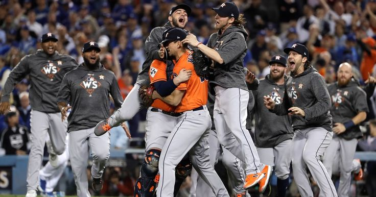 Why This Tough, Wild World Series Was So Much Fun to Watch      All the debate and flip-flopping before World Series 2017 didn't make either Dodgers or Astros any less thrilling to watch in wild, seven-game series. http://www.rollingstone.com/sports/news/world-series-2017-wild-7-games-with-record-home-runs-w510812?utm_campaign=crowdfire&utm_content=crowdfire&utm_medium=social&utm_source=pinterest Discover more like this at yourwonderment.com. #sports