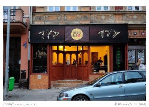 Scuk.cz Blog - Nachmeleno: Kolčavka, InCider Bar a nová piva