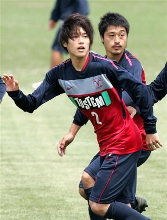 内田篤人 鹿島アントラーズ 2010