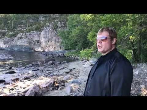Tom Dehli - McMan on the Beach