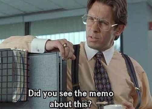 Best 20 office space meme