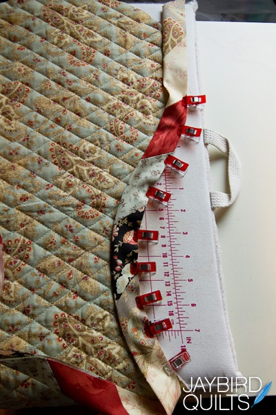 Binding Curves Tutorial | Jaybird Quilts