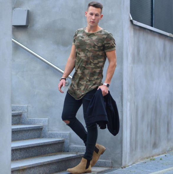 Hipster Outfit Herrenmode Trends 2017 - High Fashion, Streetwear Und
