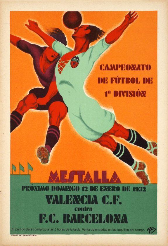 19 best images about valencia cf on pinterest villas - Vintage valencia ...