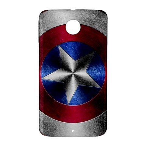 Shield Captain America Google Nexus 6 Case Cover