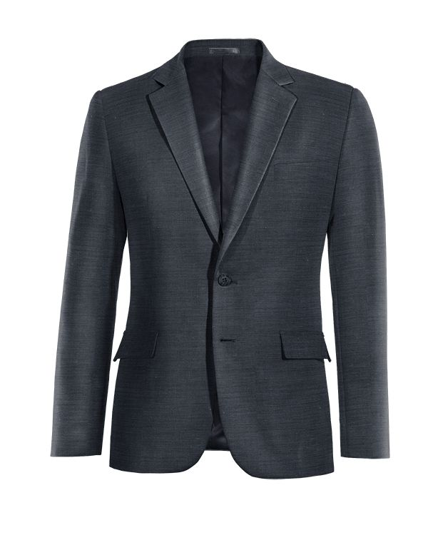 Blue wool Blazer http://www.tailor4less.com/en/men/blazers/3780-blue-wool-blazer